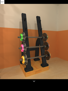Escape Game - Fitness Club- screenshot thumbnail