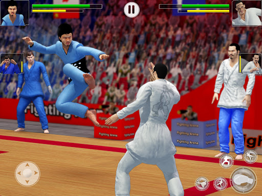 Tag Team Karate Fighting Games: PRO Kung Fu Master 2.1.9 screenshots 6