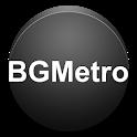 BG Metro - Red voznje icon