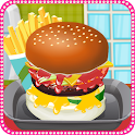 Make a HamBurger icon