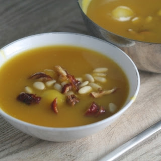 Dan Hobakjuk (Sweet Pumpkin Porridge)
