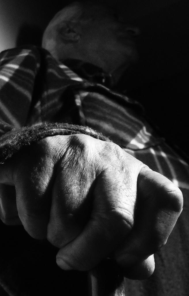 La mano di un età passata... di big_bang91