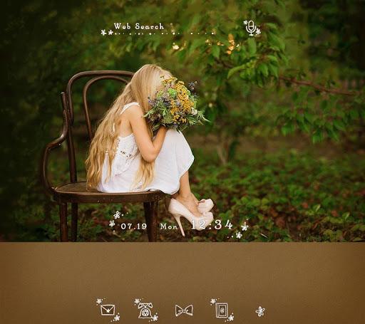 Vintage Bouquet +HOME Theme 1.0.0 Windows u7528 1