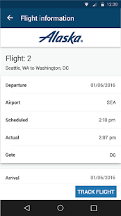 Alaska Airlines Travel Android Apps On Google Play