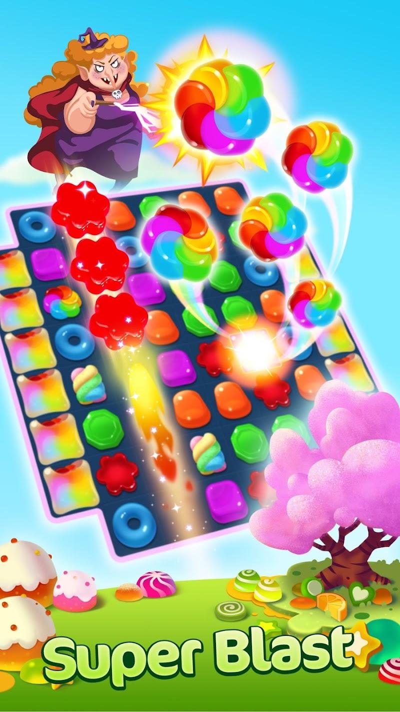Jellipop Match Screenshot 4