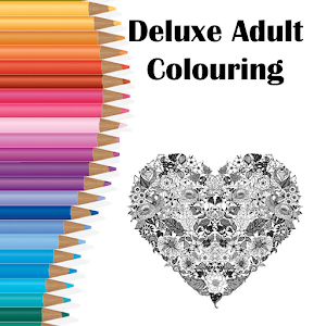 Deluxe Adult Coluring