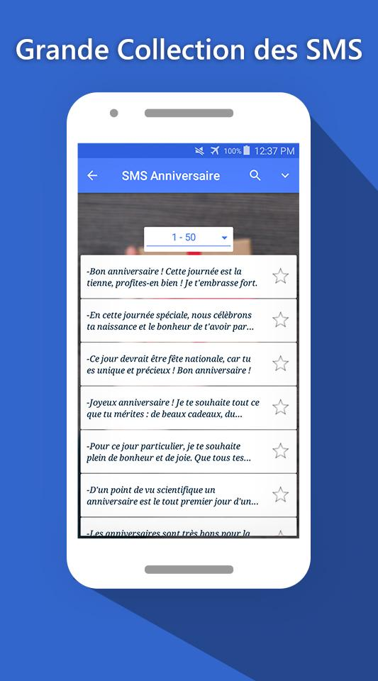 Sms Anniversaire 2019 V103 For Android Apk Download Dloadapk