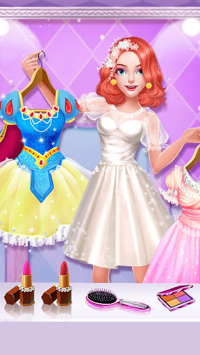 Cinderella Fashion Salon - Makeup & Dress Up  screenshots EasyGameCheats.pro 2