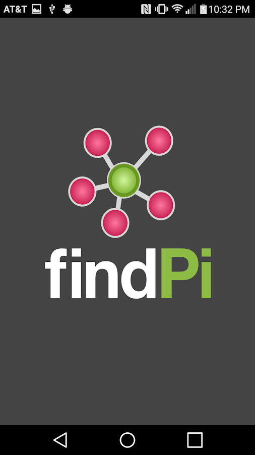 findPi- screenshot