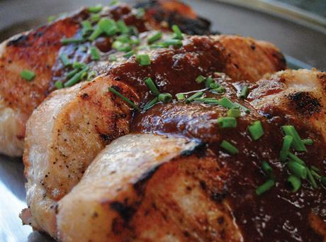 Bbq Freaks Tamarind-glazed Pork Chops Recipe