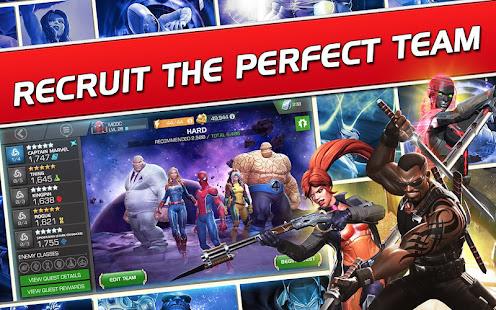 MARVEL Batalla de Superhéroes Mod
