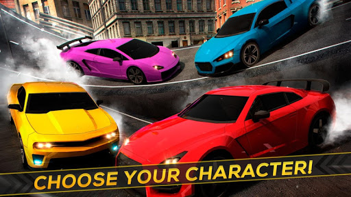 Turbo Speed Car Racing screenshot 3