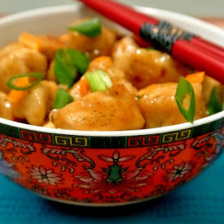Orange Chicken {Low Carb}.
