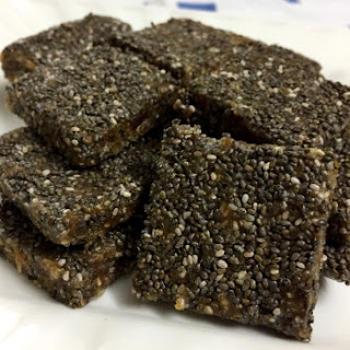 Chia Seeds Energy Bars- Perfect food for instant energy!
