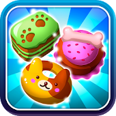 Hungry Pet Mania Match 3 - Cute Puppy Puzzle Game (Unreleased)