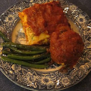 Meatball Lasagna.