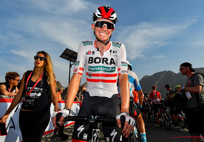 Drie renners, waaronder ritwinnaar in de Tour de France, verlengen hun contract bij BORA-Hansgrohe