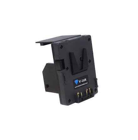 FX9 V-Lok Camera mount 2x D-TAP