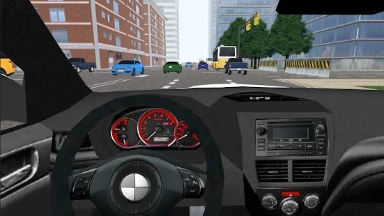 Car in Driving- screenshot