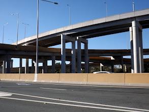 Photo: Verkehrsknotenpunkt Brisbane