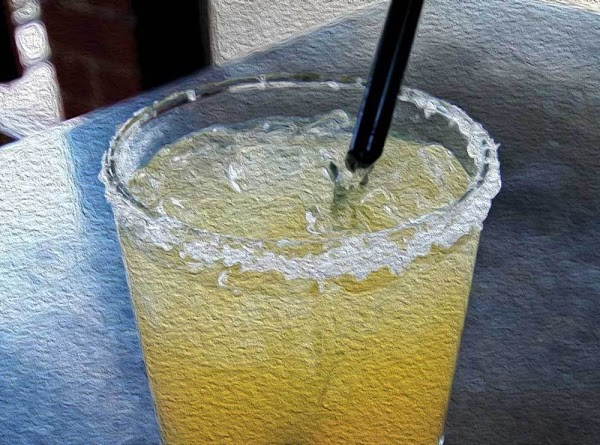 Oh, and how about a nice Margarita to wash it all down...