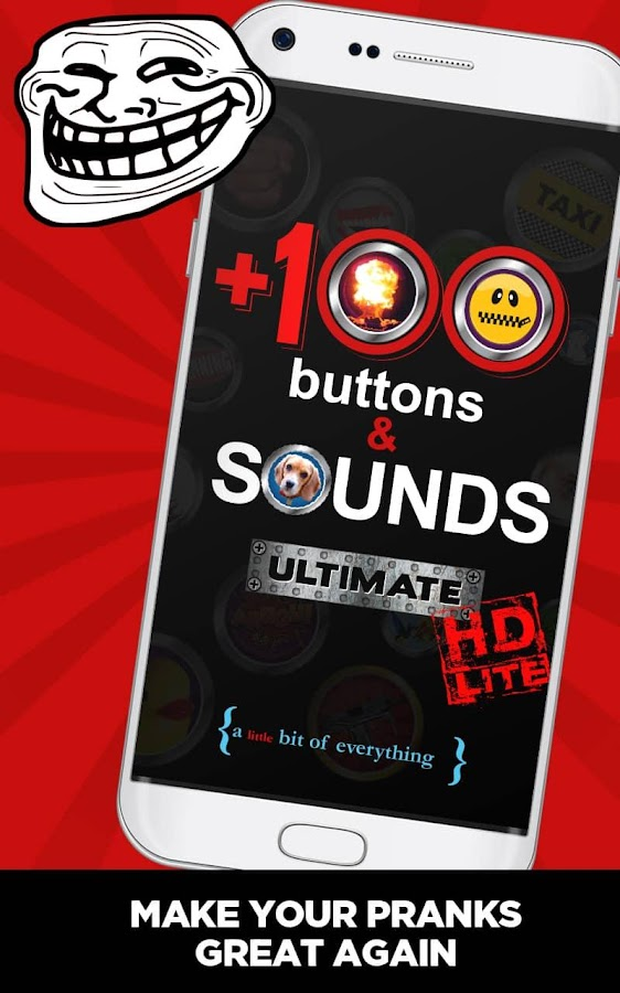 100's of Buttons and Sounds- screenshot