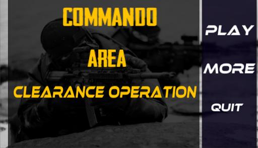 Commando Area Clearance OP
