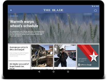 the blade apps on google play