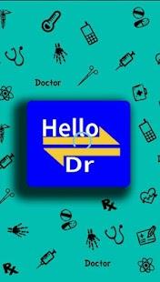 HelloDr - náhled