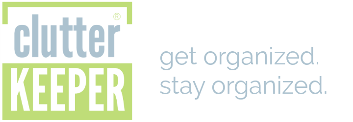 Clutter Keeper | Get organized. Stay organized.