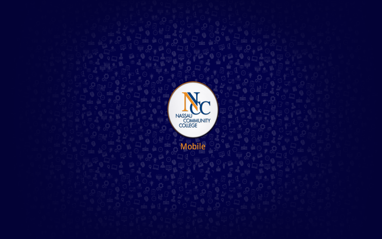 NCC Mobile App- screenshot