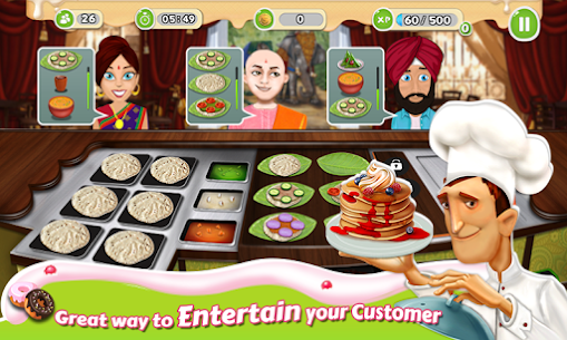 Breakfast Cooking Mania 1.48 MOD (Unlimited Money + Remove Ads) 8