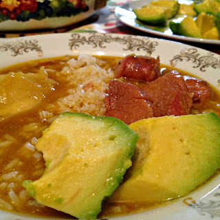 Dominican Sancocho (Meat & Vegetable Stew)