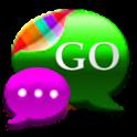 GO SMS Kiwi Cobalt Theme icon
