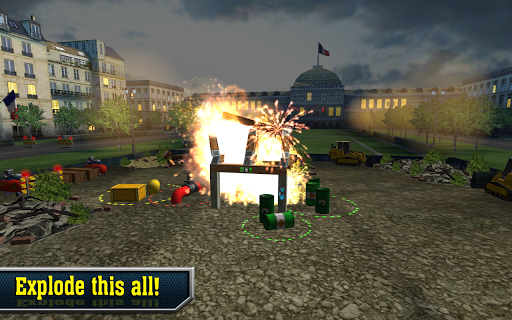Demolition Master 3D Free screenshot 9