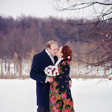 Wedding photographer Darya Miroshnikova (Akta). Photo of 14.12.2015