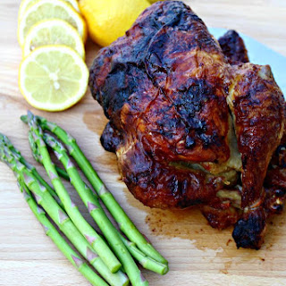 How to Bake a Chicken the Simple Way