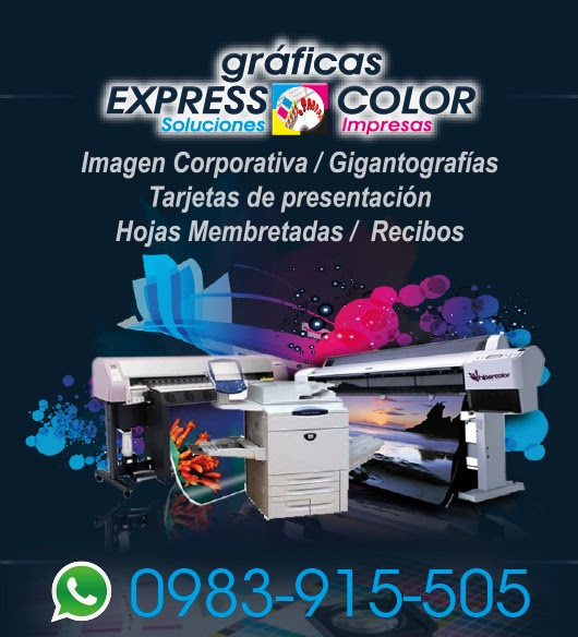 GRAFICAS EXPRESS COLOR