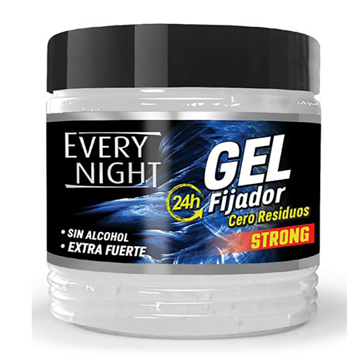 gel fijador every night strong 250gr