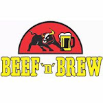 Logo for Beef 'N' Brew