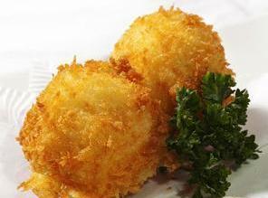 French Fried Mashed Potatoes Recipe