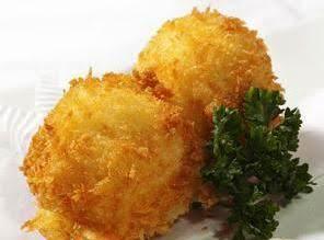 French Fried Mashed Potatoes