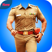 Police Uniform Photo Editor