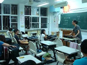 Photo: 20110913頭份(二)一招半式學吉他 002