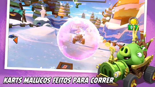 Angry Birds Go! Apk Mod (Dinheiro Infinito) 4