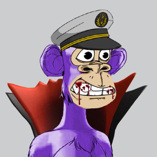 Bored Ape Vampire #82