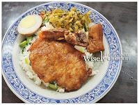 正宗上海排骨菜飯