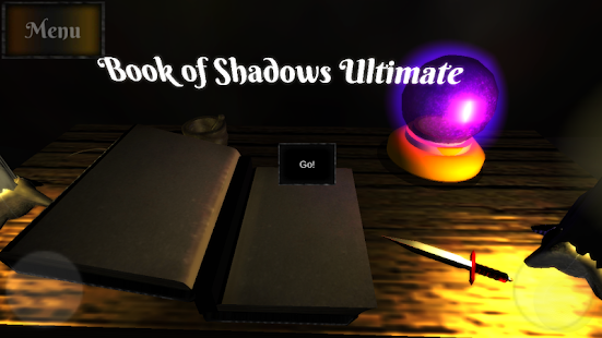 Book of Shadows Lite- screenshot thumbnail