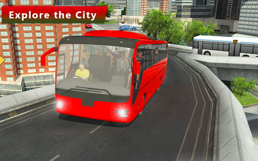 Passenger Bus Simulator City Coach 1.1 screenshots 4