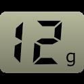 Andro12C financial calculator icon